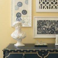 Панно из обоев на стену фото: своими руками, как сделать в спальне, фрески из жидких обоев, декоративное