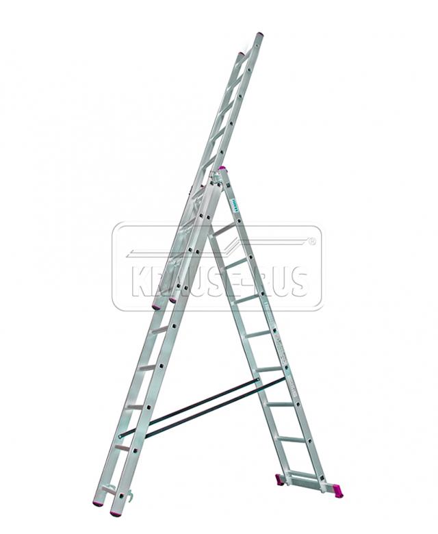 Лестница krause: Краузе универсальные, stabilo шарнирные, Корда и отзывы, Трибило 3х12, corda и multimatic 4х4