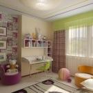 Комбинированные обои для детской комнаты: фото для мальчиков
