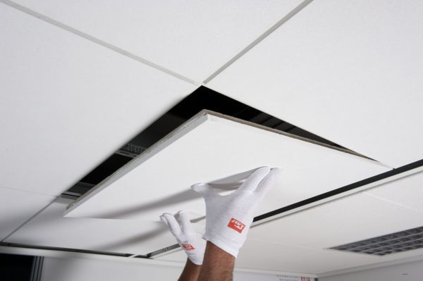 Светильник для потолка армстронг: светодиодные и встраиваемые, встроенные панели 600х600, лампы для подвесного, монтаж и установка, освещение люминесцентное, крепление