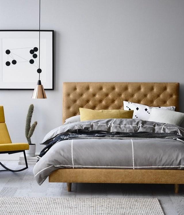Интерьер спальни кровать: фото и мягкий дизайн, стильные и оригинальные, спальные с двумя