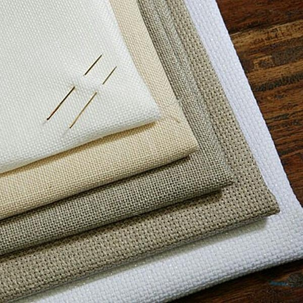 Как называется ткань для вышивания крестом: как вышивать гладью, схемы на обычной ткани, на каком полотне можно