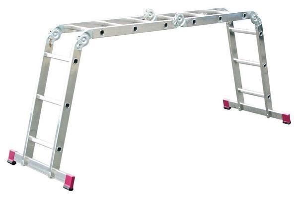 Лестница-трансформер: 7 метров, стул своими руками, Эйфель и шарнирная intertool lt 0028, krause и отзывы