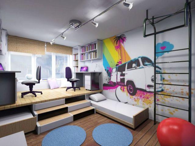 Обои детской комнаты для девочек фото: для стен подростковые, 10 и 7 лет мальчика, дизайн для 12 и 14 лет