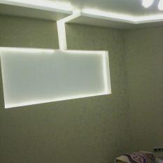 Ниша из гипсокартона под телевизор в интерьере фото: полки и стенка, идеи для ТВ, конструкции своими руками