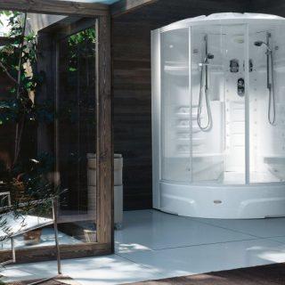Душевая кабина своими руками: фото, как сделать из плитки поддон, самодельный дизайн, видео, из кафеля душ