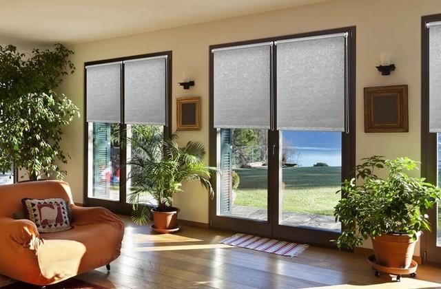 Рулонные шторы фото: рольшторы на кухню, жалюзи в интерьере, роллеты и картинки, стандартные размеры, липучки