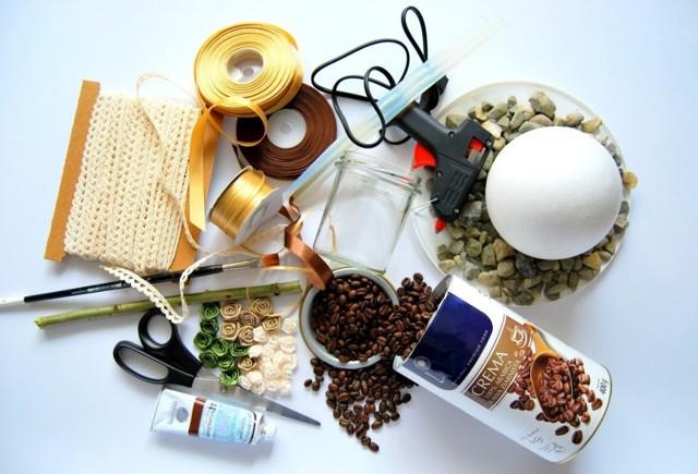 Топиарий своими руками: как сделать красиво, видео, поделки из ниток, изготовление для кухни, маленькие и необычные