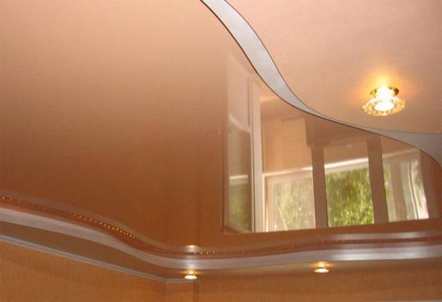 Французские натяжные потолки: фото от производителей, установка своими руками, видео монтажа, какие материалы выбрать