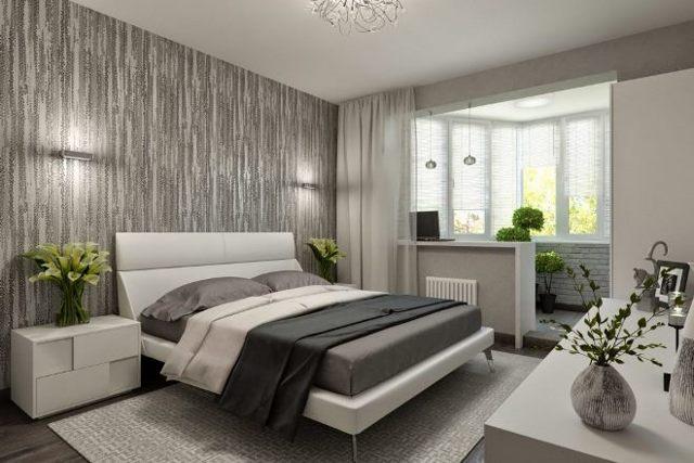 Как поставить кровать в спальне относительно двери: фен-шуй правила, зеркало и фото, расположение правильное