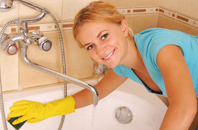 Чем мыть акриловую ванну в домашних условиях, как ухаживать за ней, средства для чистки и мытья