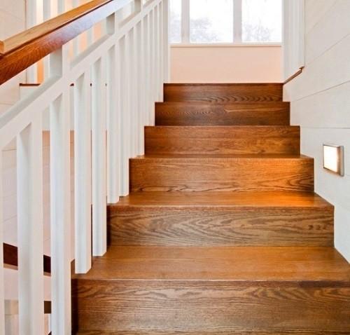 Бетонная лестница на второй этаж: фото в частных домах, чем отделать, изготовление своими руками, оформление дизайна