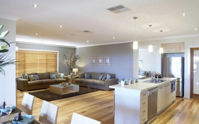 Зонирование гостиной: дизайн разделенной, зона отдыха, фото комнаты, просторный стиль, расположение узкой