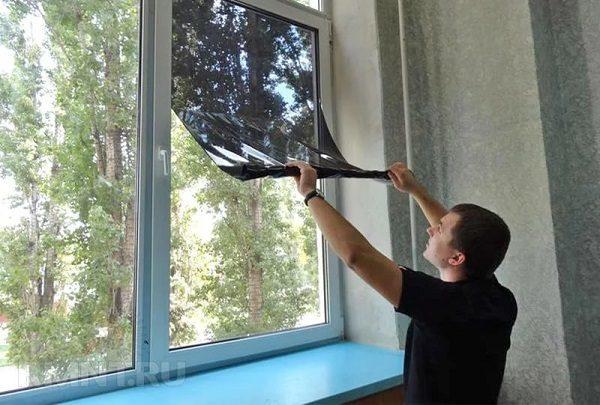 Тонировка балкона: окон лоджий тонирование, как закрыть от солнца своими руками, пленкой затонировать, фото