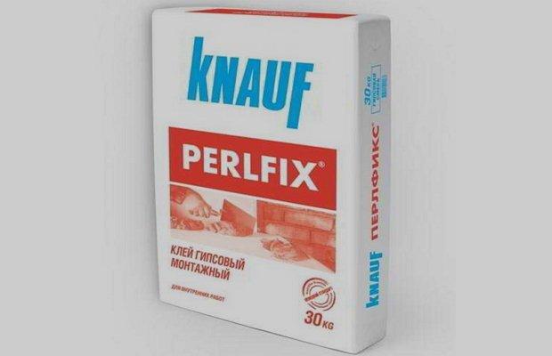 Клей для гипсокартона: Кнауф для ГКЛ, какой выбрать, Перлфикс своими руками, монтажный Церезит, полиуретановый