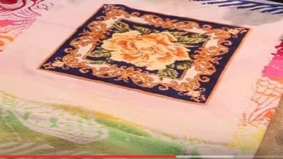 Как стирать вышивку крестиком: видео, как правильно постирать
