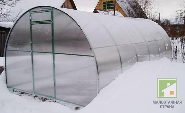 Зимняя теплица своими руками виды отопления видео: зимой фото, обогреваемые проекты, теплую как обогреть