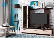 Угловая мебель для гостиной: мягкая для зала, фото в хрущевке, модульные диваны со шкафом в современном стиле