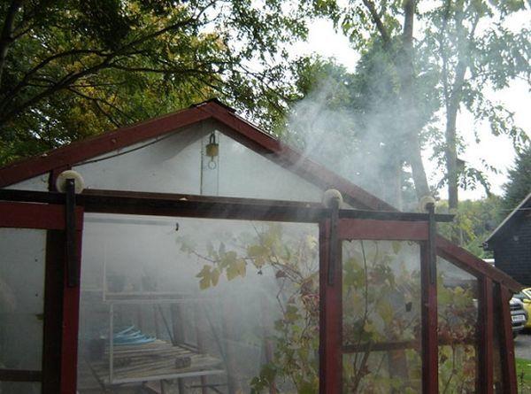 Дымовая шашка для теплицы: как обрабатывать табачной, обработка из поликарбоната, как использовать для дезинфекции