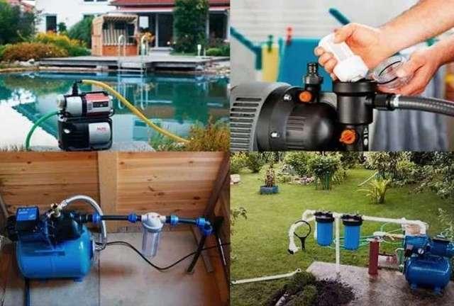 Насос для колодца: погружной и какой лучше выбрать, водяной глубинный насос, какой купить, поверхностный