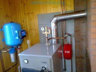 Отопление частного дома: котлы, монтаж и схемы