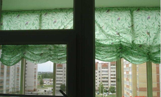 Шторы на балкон идеи и фото: занавески и тюль на лоджию