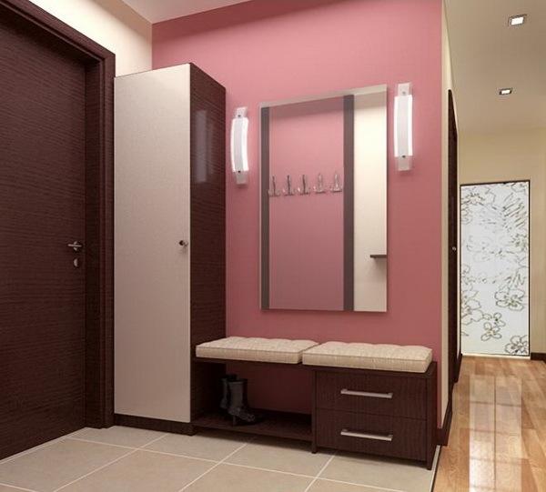 Освещение в прихожей: коридор в квартире, фото бра, свет небольшой, дизайн с подсветкой пола, лампы в интерьере