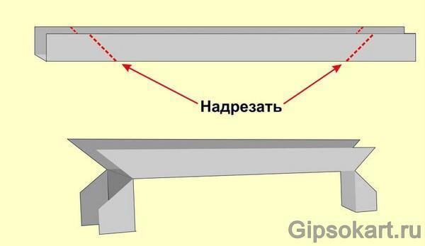 Установка профиля под гипсокартон: монтаж и как соединить между собой, конструкция и способы, как правильно