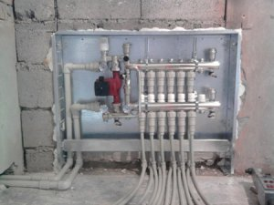 Теплый пол: как сделать водяной своими руками, устройство и схема, укладка от отопления, видео, монтаж системы