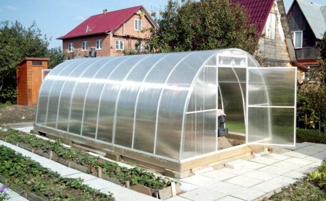 Садовые теплицы: как парник построить на участке приусадебном, ландшафтный дизайн и фото, красивое украшение