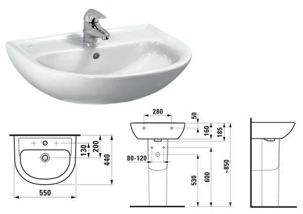 Установка смесителя на раковину: крепление крана к мойке, подключить к водопроводу, поставить гибкое соединение