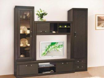 Мини-стенка в гостиную: недорого маленькие, фото минимализм, угловые небольшие для зала, компактная и малогабаритная