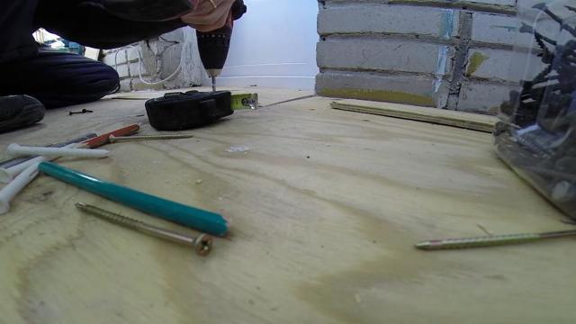 Как сделать пол на балконе своими руками: для лоджии варианты, наливной лучше, фанеру какую положить, делаем фото