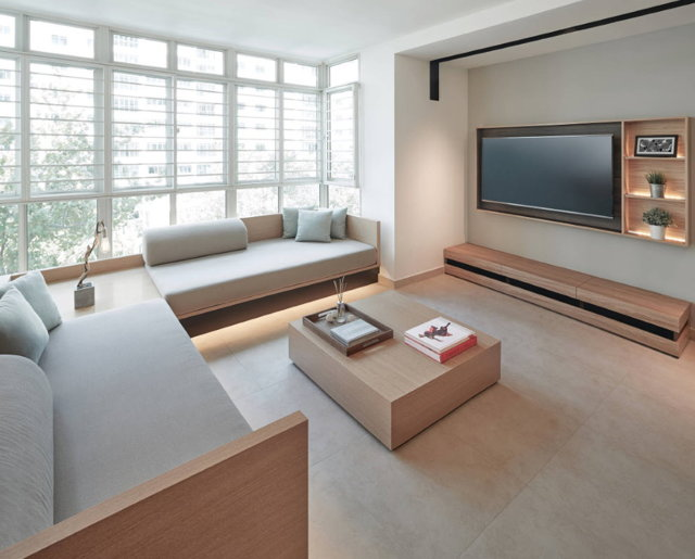 Ремонт в зале своими руками фото варианты: в квартире, красивый в доме, какой вид можно сделать и как, дизайн