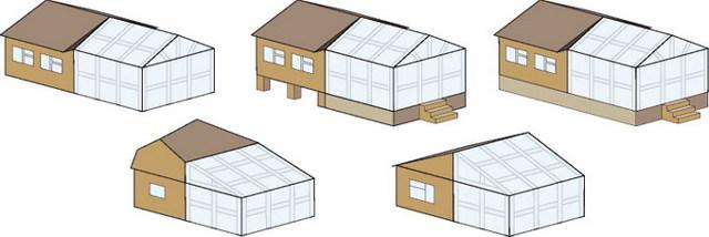 Дом в теплице: пристроенные отзывы и новые фото, парник Максидом загородный, частный уют, к стене пристройка