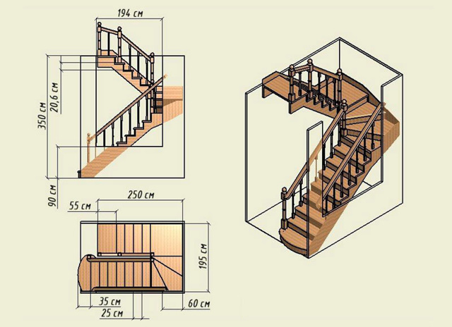 Винтовые лестницы: своими руками для дома, фото и как сделать, конструкции и модели, чугунные ступени круглые