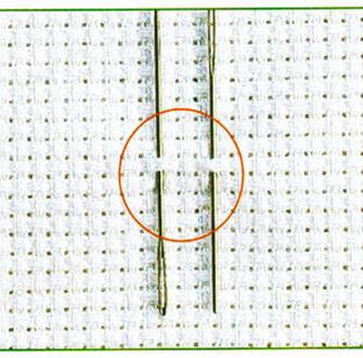 Метод парковки и вышивание крестом: видео и техника слева направо, для начинающих секреты по вышиванию