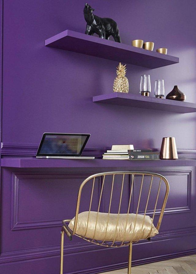 Гостиная желтые стены: цвета и фото, черный и фиолетовый, белое украшение для интерьера, зелено-серая с пианино
