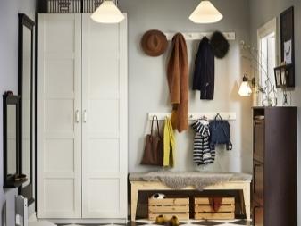 Прихожая своими руками: обустройство коридора, чертежи и схемы с фото, как сделать можно квартиру, изготовление