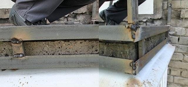 Ремонт лоджии: балкон своими руками сделать, фотогалерея поэтапно, видео и фото в панельных домах, отремонтировать