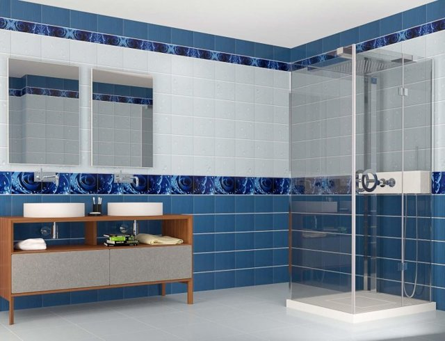 Панно в ванной: керамическое и стеклянное для комнаты, для бассейна из кафеля, пластиковые из панелей пвх, фото дизайна, из гофрированной бумаги