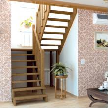 Производство лестниц: деревянные ЛС 05 м, Россия 91, фабрика centaure и Зодчий, Стамет и отзывы об итальянских