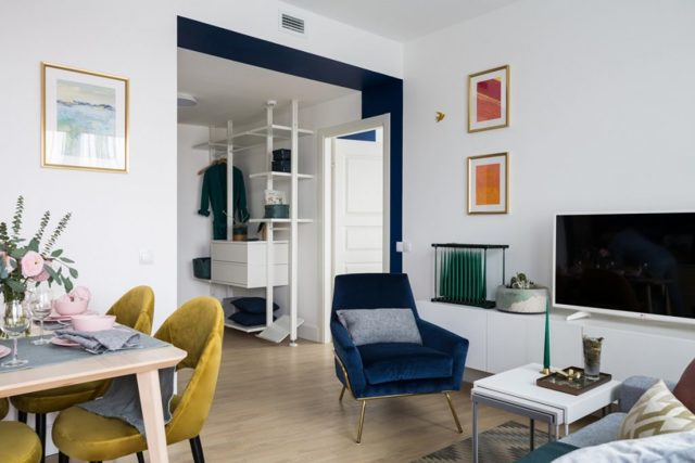 Ремонт зала в обычной квартире фото: дизайн интерьера гостиной, красивое оформление и стандартные размеры