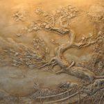 Панно на стену своими руками: декоративные картины