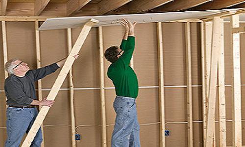 Гипсокартон на стены без каркаса: отделка без профиля, как выровнять, установка и обшивка, монтаж на дерево