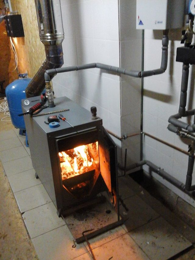 Паровое отопление: в частном доме, по схеме своими руками, сделать систему печки и котла, принцип работы парогенератора