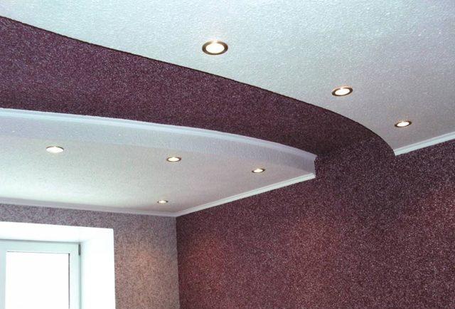 Виды потолков: в доме какие бывают, варианты покрытия, если видны неровности, типы с фото