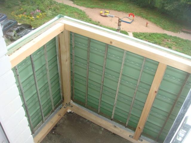 Как обшить балкон сайдингом снаружи: обшивка и отделка, обрешетка лоджии своими руками, пошаговая инструкция и видео