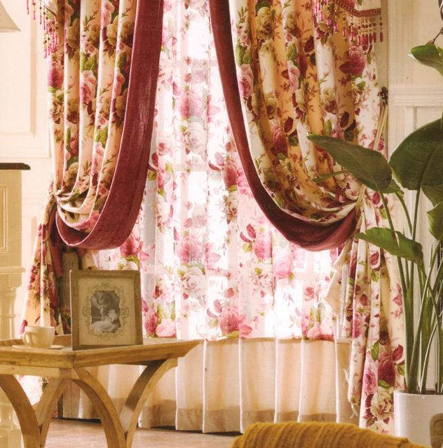 Шторы для дачи: своими руками, фото, занавески для загородного дома, деревенский стиль в деревянном доме