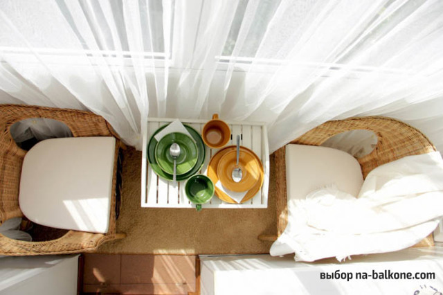 Дизайн балкона: для лоджии идеи, интерьер своими руками